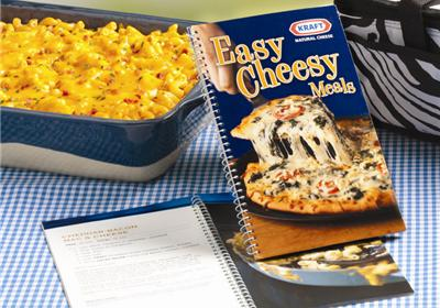 Kraft® Easy Cheesy Cookbook