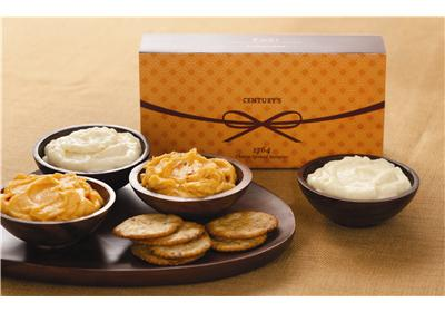Gourmet Cheese Spread Variety Pack